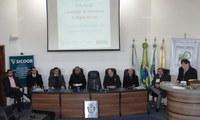 1º Curso de Capacitação de Vereadores reuniu lideranças de toda a região