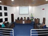 Em Audiência Pública, Vereadores debatem junto à comunidade o Projeto de Lei nº 066/2017