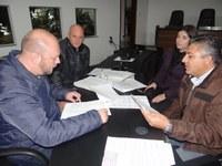 Em reunião, Vereadores debatem trâmites dos Projetos de Lei e demais proposições