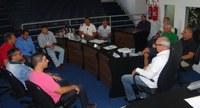 Em reunião, vereadores elencam problemas e questionam Superintendente da Sanepar