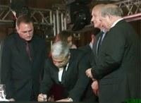 Legislativo, Agência Paraná de Desenvolvimento, Prefeitura e Aciai firmam convênio para elaboração do PMAI
