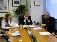 Legislativo busca recursos na área de arborização e paisagismo
