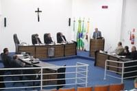 Na Ordem do Dia, os Vereadores analisaram e aprovaram 12 Projetos de Lei