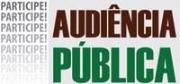 Plano Plurianual será discutido em Audiência Pública