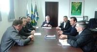 Secretaria do Estado de Agricultura - Vereadores buscam recuperar recurso para pavimentação da estrada de Governador Ribas