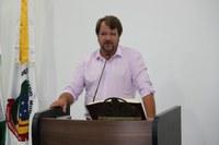 Secretário de Viação e Serviços Rurais explana sobre a pasta e vereadores fazem questionamentos e sugestões