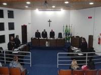 Vereadores aprovam oito projetos de lei na Ordem do Dia