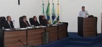 Vereadores fazem solicitações ao Deputado Federal Sandro Alex