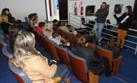 Vereadores Mirins participam de reunião preparatória