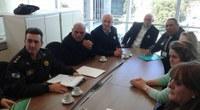 Vereadores participam de reunião para construção de uma nova Delegacia em Irati