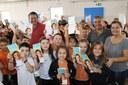 Projeto Irati – A Gente Cresce sem Corrupção é plantado nas 28 Escolas Municipais de Irati